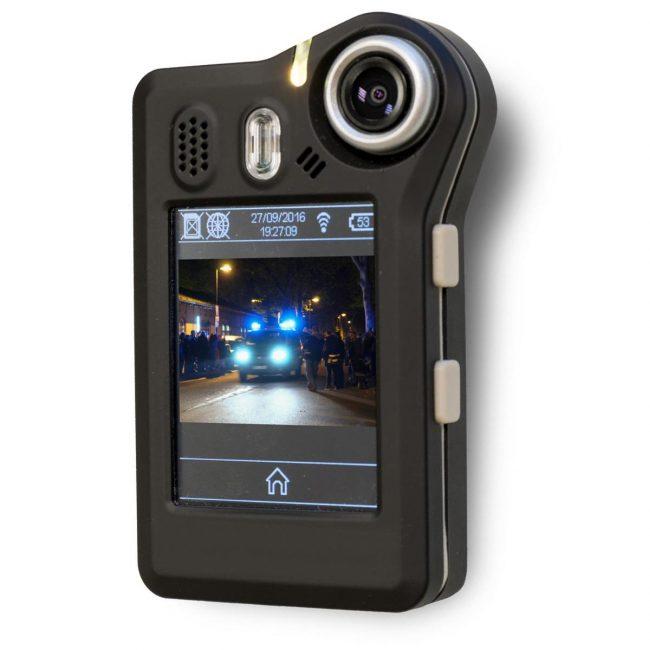NetCo Body-Cam Produktbild