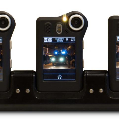 NetCo BodyCam Docking Station